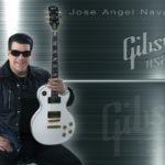 Navarro con Gibson