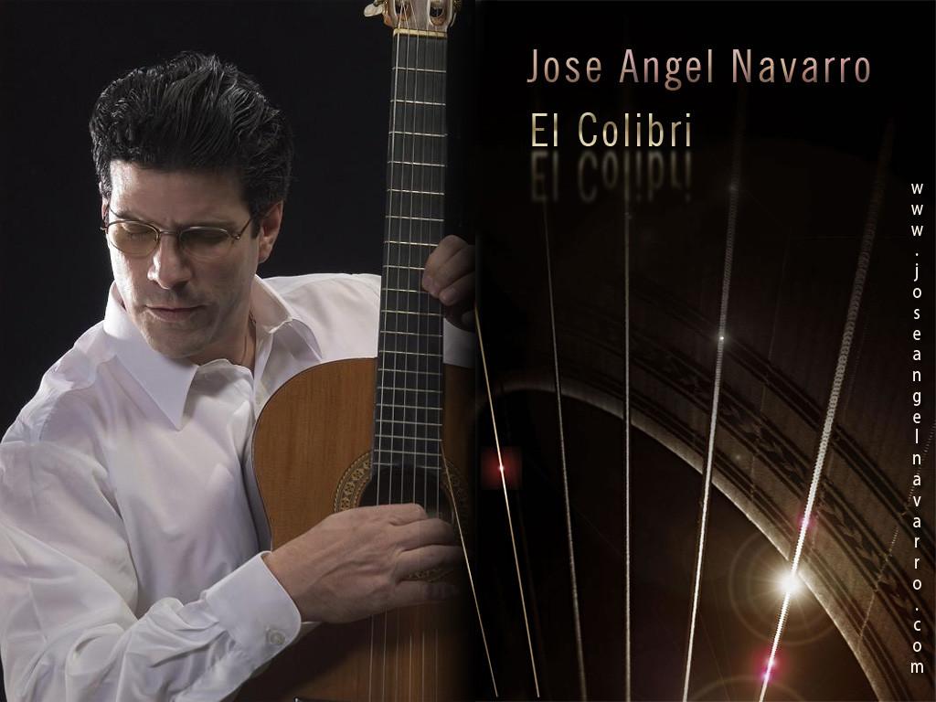 Jose Angel Navarro, El Colibrí