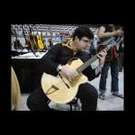 Parker acoustic guitar