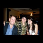 Friends from Costa Rica: Fernando and Tere