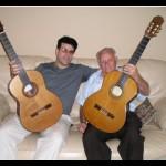 With some Pablo Quintana guitars