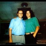 Paco Benagues recorded my CD MIEL, Barcelona, Spain 1994