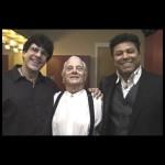 Con Richard y Warren