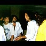 Con Tomatito, Ray y Raimundo