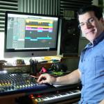 Grabando NEXT en Navarro Studios