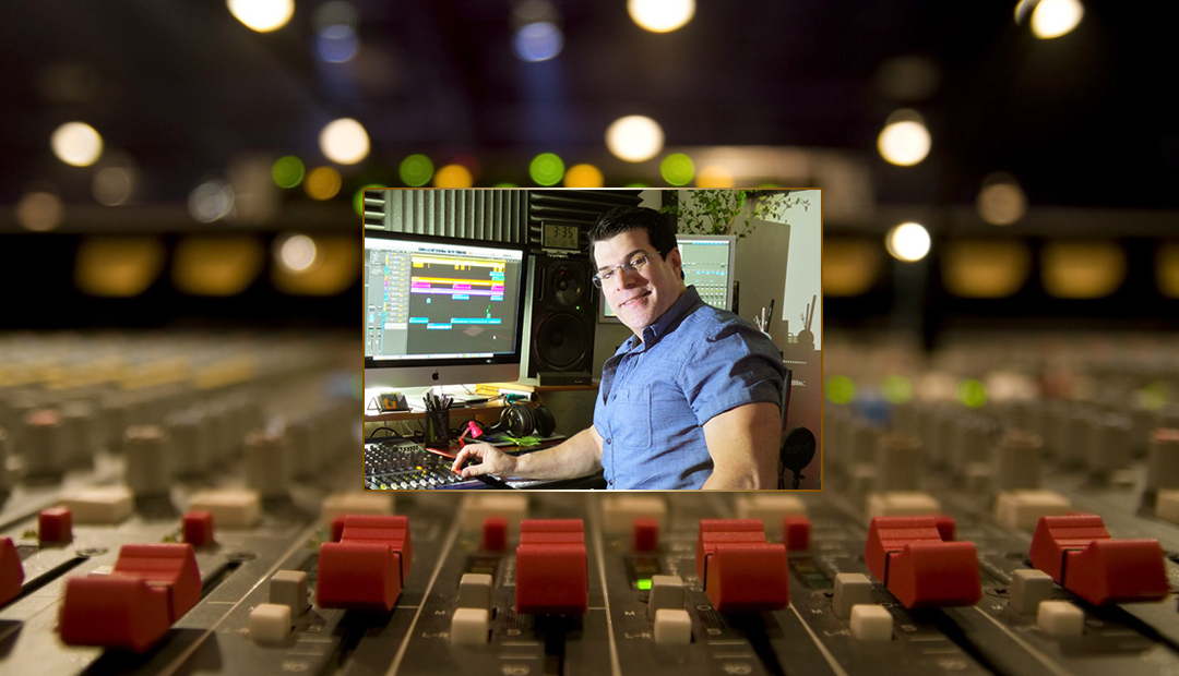 Jose Angel Navarro is a sound engineer, who has recorded his own musical productions in the last five years of his career